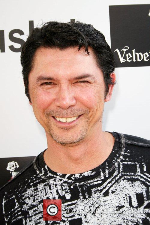 Lou Diamond Phillips Celebrity Poker Classic hosted by...