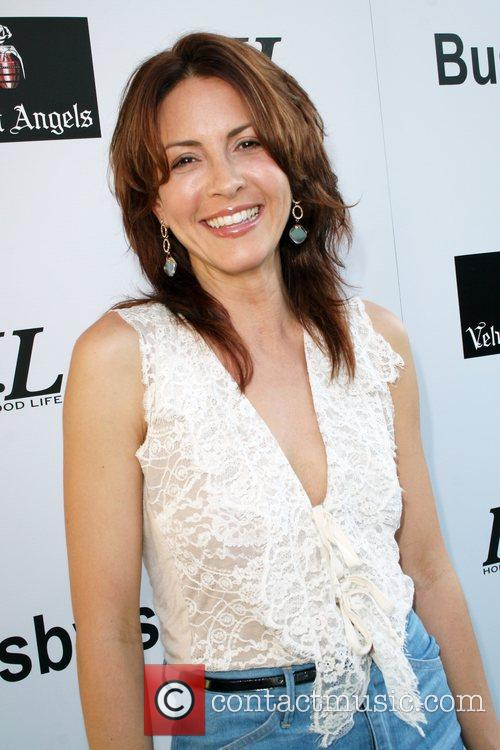 Michelle Clunie Celebrity Poker Classic hosted by Hollywood...