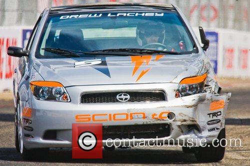 Drew Lachey Toyota Grand Prix of Long Beach...