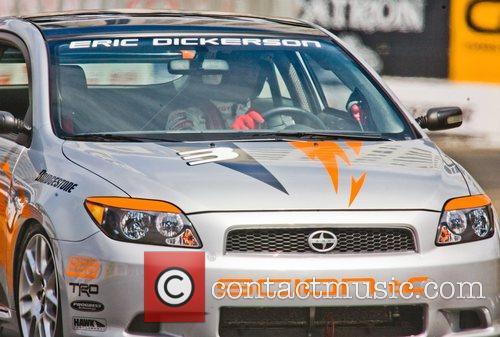 Eric Dickerson Toyota Grand Prix of Long Beach...