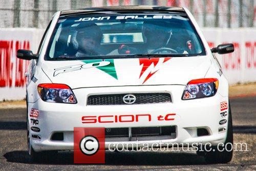 John Salley Toyota Grand Prix of Long Beach...