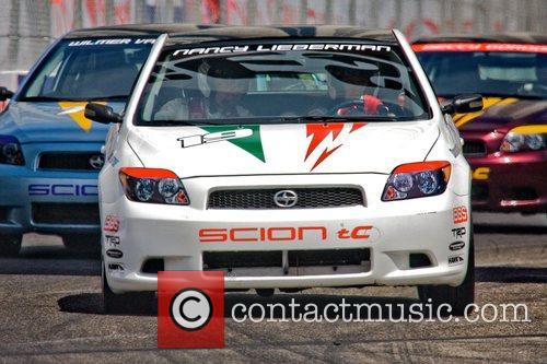 Nancy Lieberman Toyota Grand Prix of Long Beach...