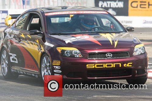 Sarena Traver Toyota Grand Prix of Long Beach...