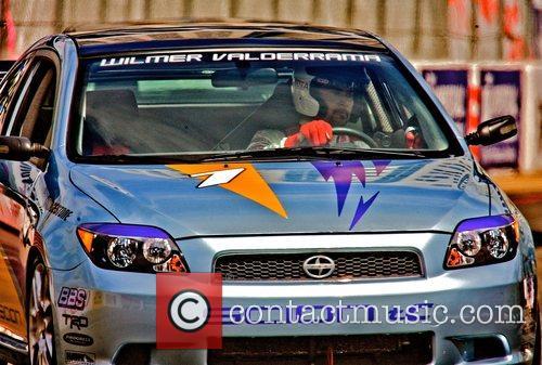 Wilmer Valderrama Toyota Grand Prix of Long Beach...