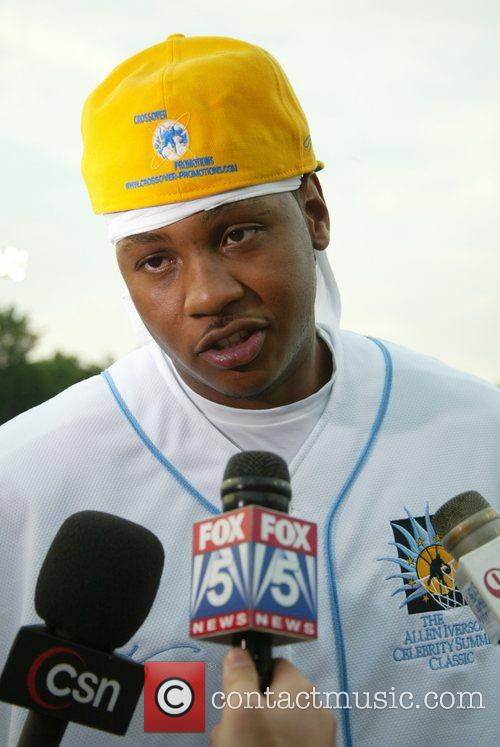 2007 Allen Iverson celebrity softball game at Bowie...
