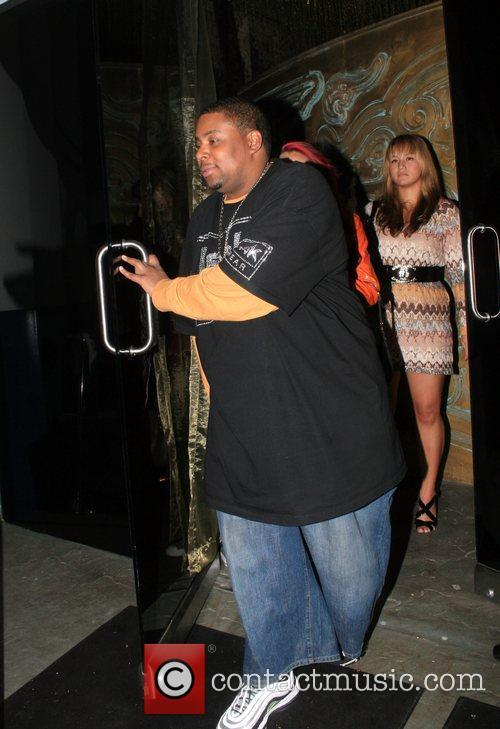 Leaving at Goa night club