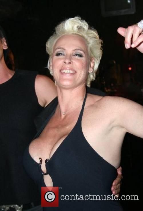 Brigitte Nielsen 'Put Your Money Where Your Microphone...