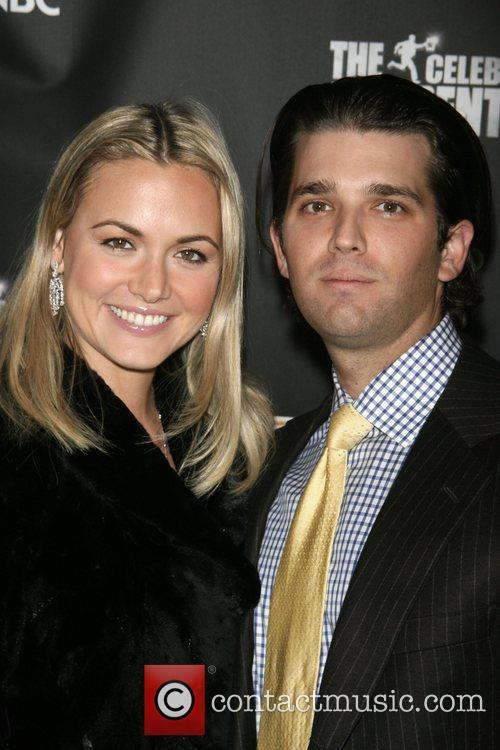 Vanessa Trump and Donald Trump Jr 1