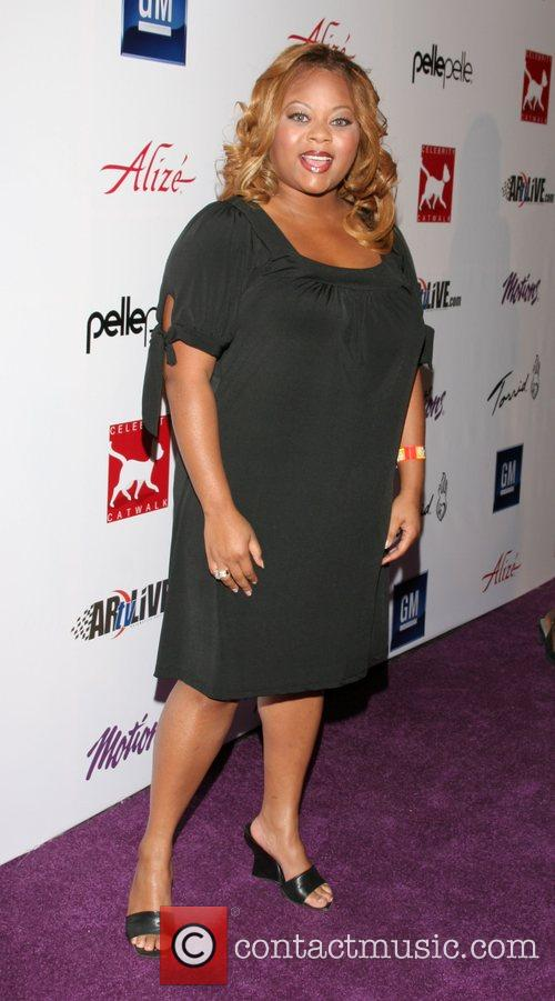 Countess Vaughn Celebrity Catwalk for Charity benefiting the