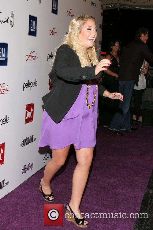 Hayley Hasselhoff Celebrity Catwalk for Charity benefiting the...
