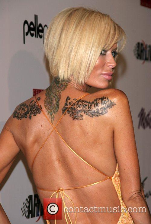 Jenna Jameson Celebrity Catwalk for Charity benefiting the...