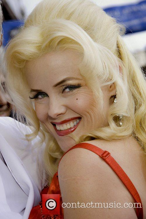 Dawnn Behrens (Anna Nicole impersonator) 8th Annual Celebrity...