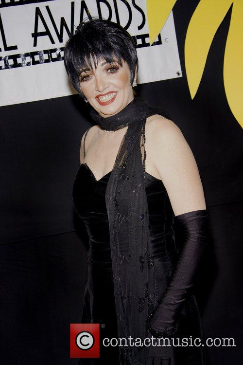 Suzanne Goulet (Liza Minnelli impersonator) 8th Annual Celebrity...
