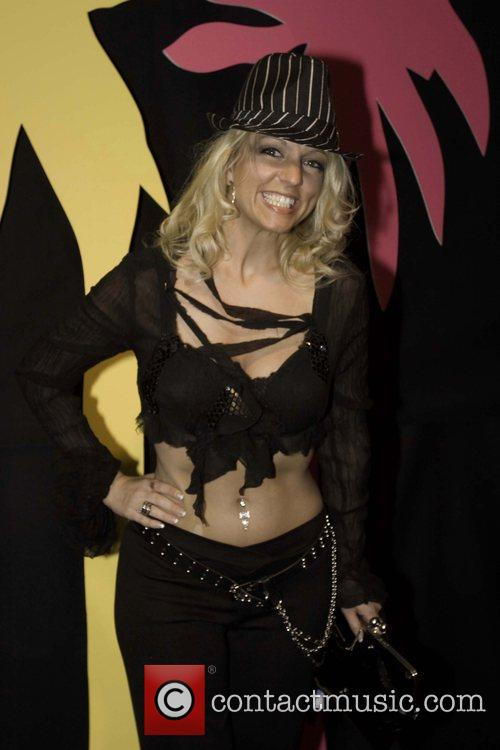 Britney Spears impersonator The 17th annual Reel Awards...