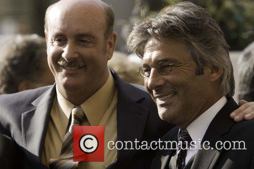 Dr. Phil impersonator and Jeff Jones (Richard Gere...