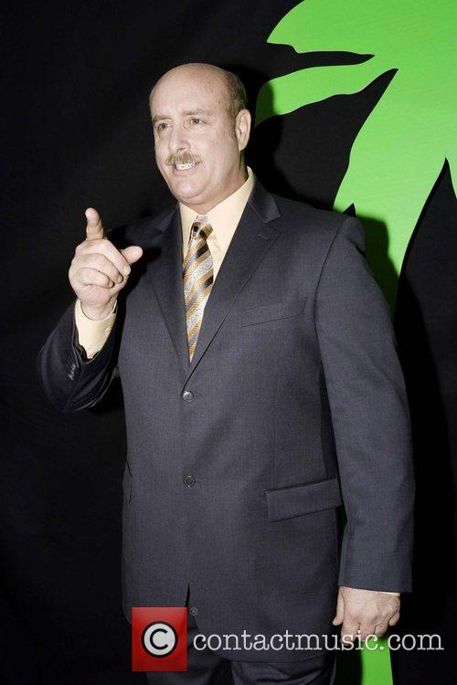 Dr. Phil impersonator The 17th annual Reel Awards...
