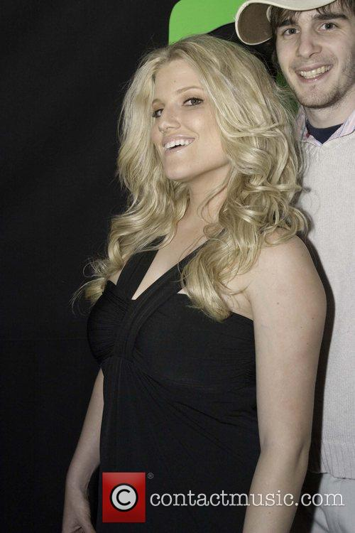 Jessica Simpson impersonator The 17th annual Reel Awards...