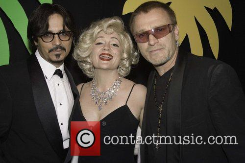 Ron Rodriguez (Johnny Depp impersonator), Marilyn Monroe impersonator...