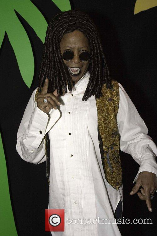 Whoopi Goldberg impersonator The 17th annual Reel Awards...