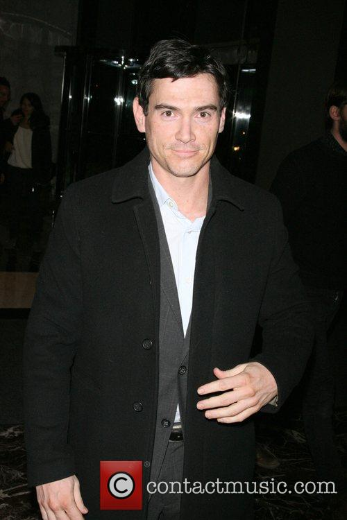 Billy Crudup On-line auction of celebrity designed lunchboxes...