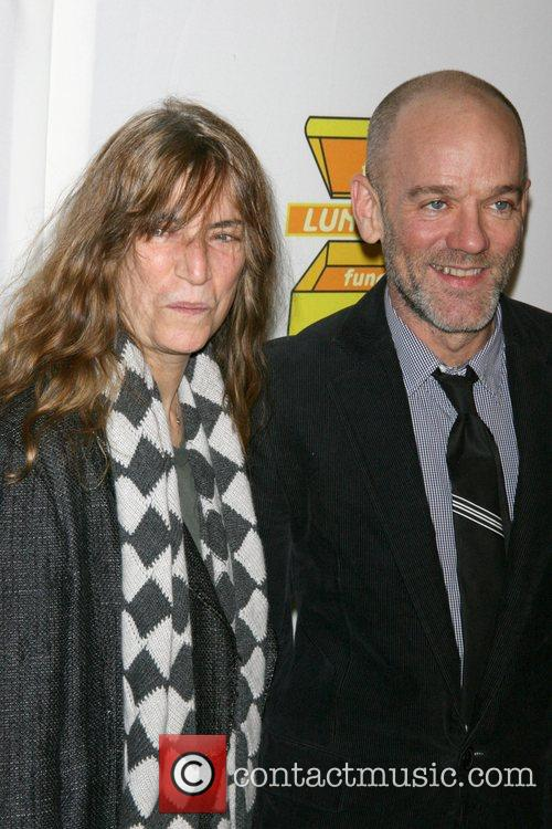 Patti Smith and Michael Stipe On-line auction of...