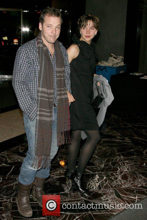 Peter Sarsgaard and Maggie Gyllenhaal 1