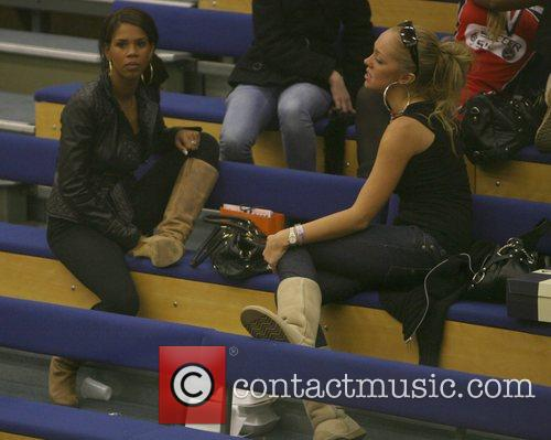 Charley Uchea and Aisleyne Horgan-wallace Take Time Out To Relax 4