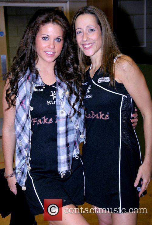 Bianca Gascoigne and Vivianna 5