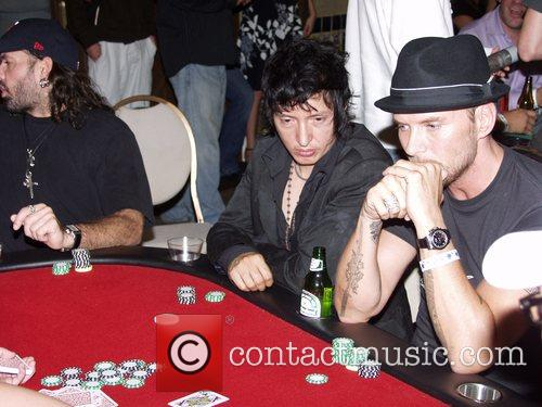 Charity Poker Tournament benefitting The Clear View Treatment...