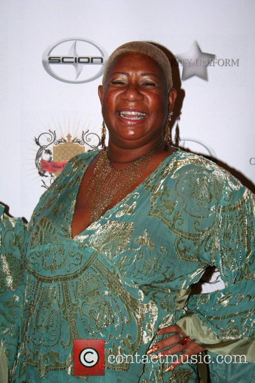 Luenell Event and fashion show for 'Uniform', launching...