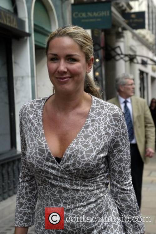 Goes into Dolce & Gabbana on Bond Street...