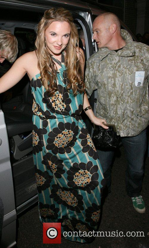 Jodi Albert Arriving at G.A.Y held at the...