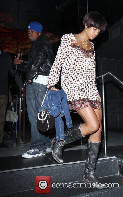 Nas and Kelis 4