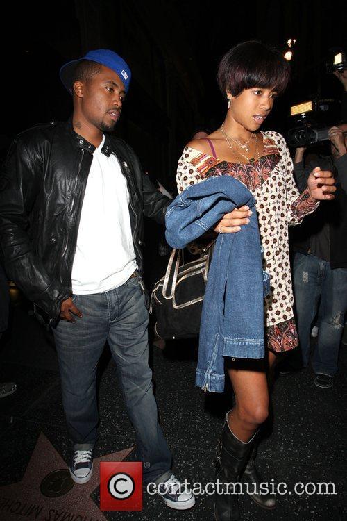 Nas and Kelis 8