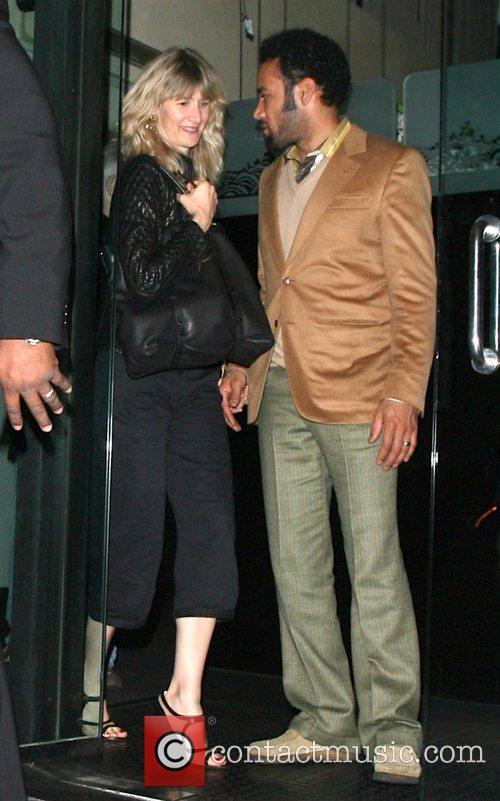 Laura Dern and A Friend 2