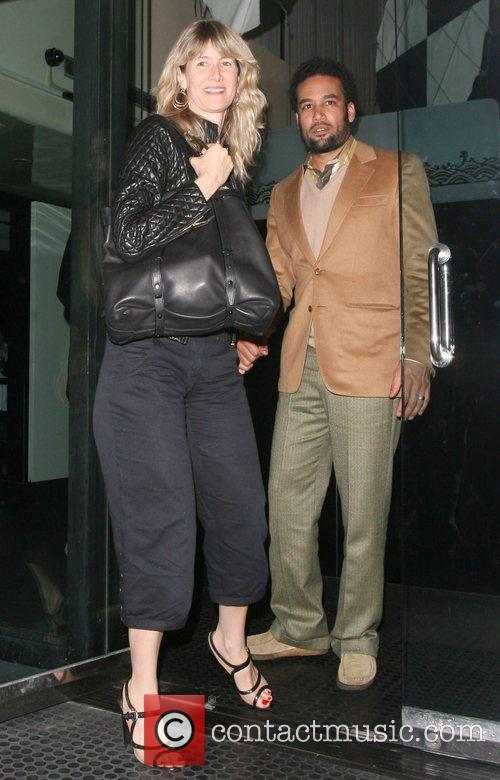Laura Dern and A Friend 3