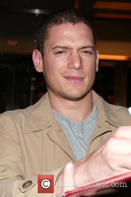 Wentworth Miller, Fox TV Upfront