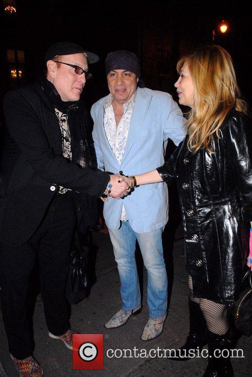 Richard Nielsen, Steven Van Zandt and Maureen Van...