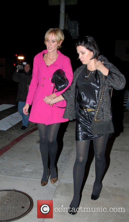 Kimberly Stewart and Sadie Frost 1