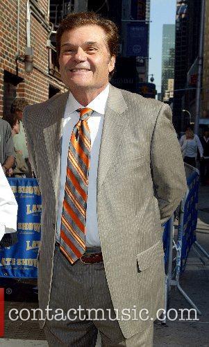 Fred Willard and David Letterman 5