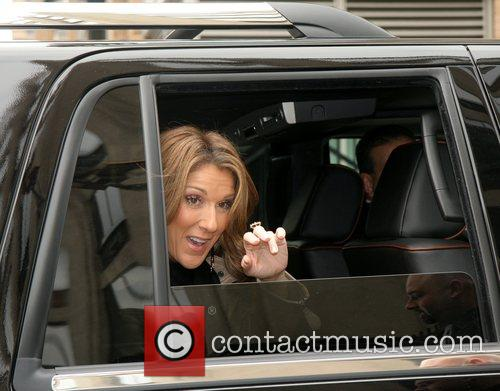 Celine Dion and The View 4