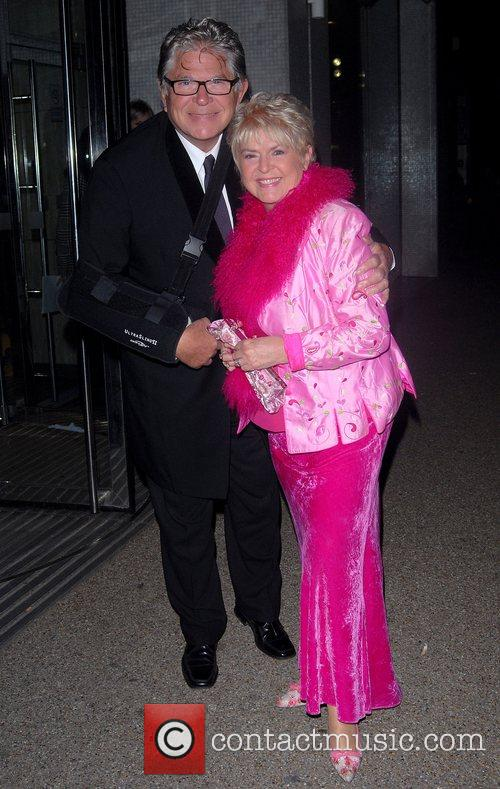 Gloria Hunniford and Celine Dion 7