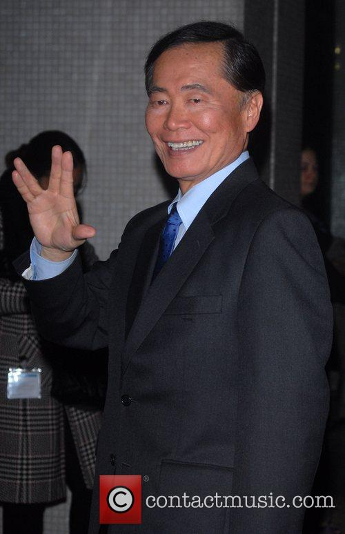 George Takei 'An Audience With Celine Dion' at...