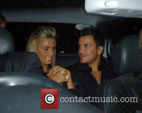 Celine Dion and Peter Andre 2
