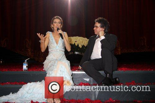 Celine Dion and Franco Dragone 11