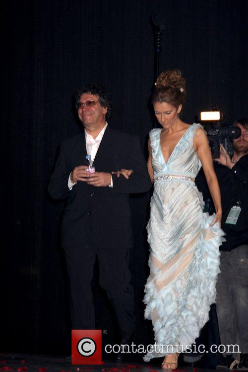 Celine Dion at her final show press conference...
