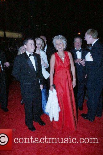 Congresswoman Jane Harmon  The opening gala for...
