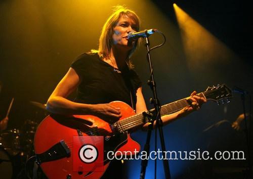 Cerys Matthews performs live at Koko in Camden London,...