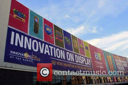 Atmosphere 2008 International CES (Consumer Electronics Association) at...