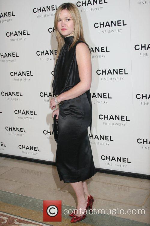 Julia Stiles Chanel's Nuit de Diamants at the...